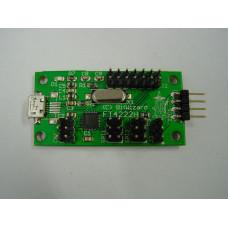 FT4222h Breakout Board