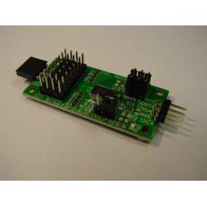I2C Splitter/Switch with PCA9548A/TCA9548A