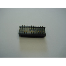 IDC connector, Male, 20 pin for Breadboard