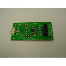 FT201X Breakout Board