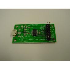 FT221X Breakout Board