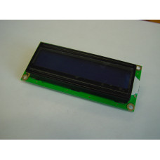 LCD I2C/SPI Interface with 16x2 LCD