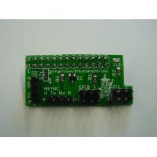 Raspberry Pi Serial BoB