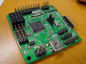 The STM32WIFI board